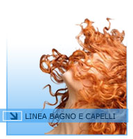 Linea bagno e capelli