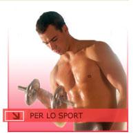 Per lo sport