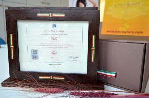 BeC ottiene la certificazione 100% Made in Italy