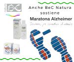 BeC Natura a fianco della Maratona Alzheimer 2017