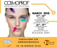 BeC Natura al Cosmoprof 2018